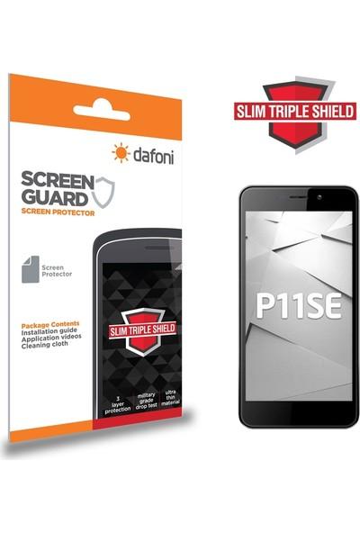 Dafoni Reeder P11SE Slim Triple Shield Ekran Koruyucu