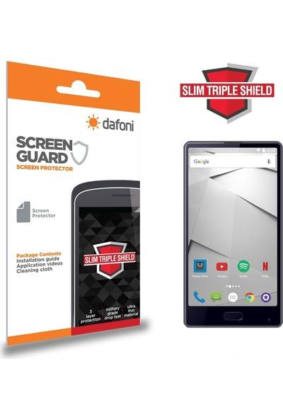 Dafoni Reeder P12S Slim Triple Shield Ekran Koruyucu