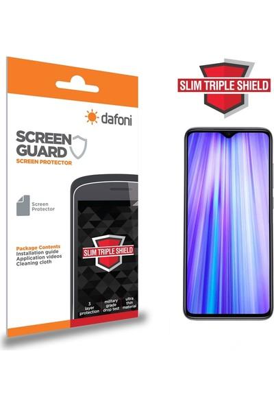 Dafoni Xiaomi Redmi Note 8 Pro Slim Triple Shield Ekran Koruyucu