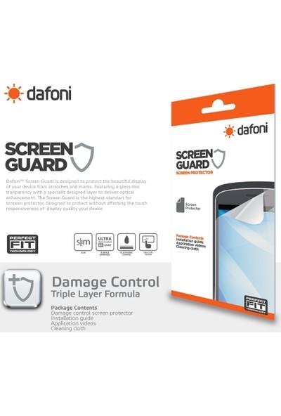 Dafoni Samsung Galaxy S10 Plus Curve Mat Darbe Emici Full Ekran Koruyucu Film