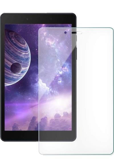 Dafoni Samsung Galaxy Tab A 8.0 T290 Tempered Glass Premium Tablet Cam Ekran Koruyucu