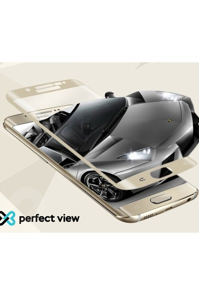 Eiroo Samsung Galaxy A10 Curve Tempered Glass Full Mat Cam Ekran Koruyucu