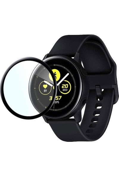 Dafoni Samsung Galaxy Watch Active 2 Nano Glass Premium Cam Ekran Koruyucu 44 mm
