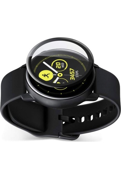 Eiroo Samsung Galaxy Watch Active 2 Nano Glass Cam Ekran Koruyucu 40 mm