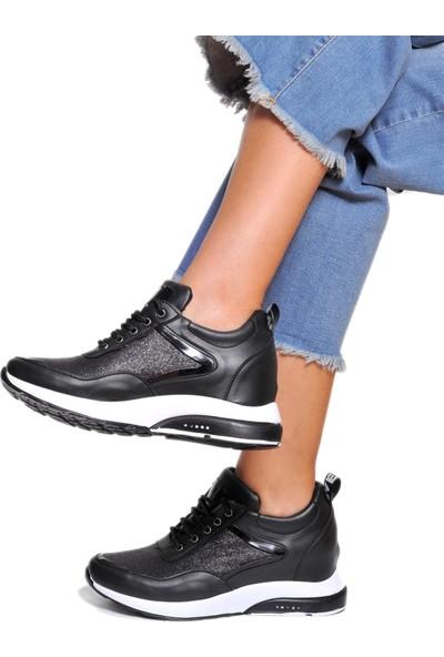 Daymotto Street Sneaker Ayakkabı Siyah