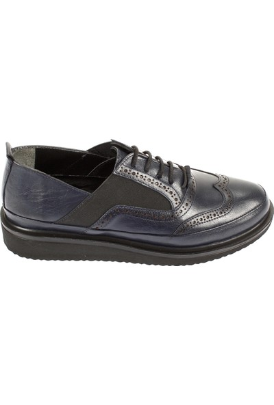 Gön Deri Kadın Ayakkabı 24084