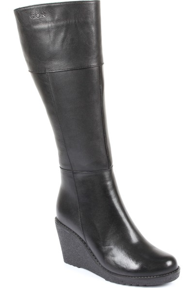 Gön Deri Kadın Çizme 44587
