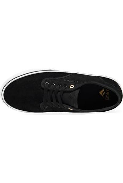 Emerica Wino Standard Blk Wht Gold Ayakkabı