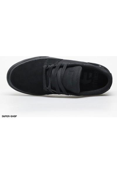 Etnies Barge Ls Black Black Black Ayakkabı