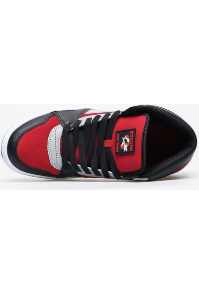 Etnies Mc Rap High Black Red Grey Ayakkabı