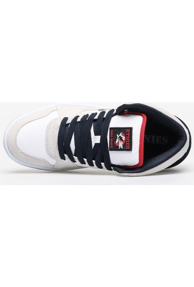 Etnies Mc Rap High White Navy Red Ayakkabı