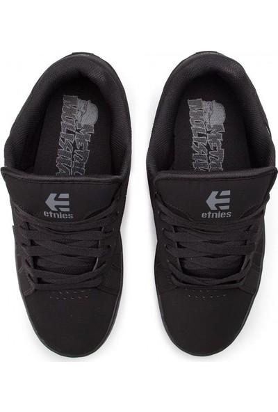 Etnies Metal Mulisha Fader 2 Blk Blk Blk Ayakkabı