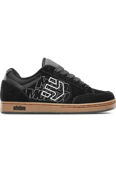 Etnies Metal Mulisha Swivel Black Gum Ayakkabı