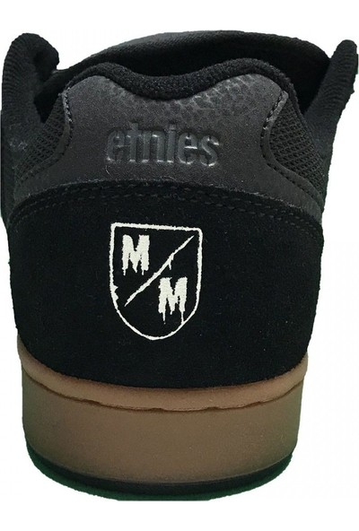 Etnies Metal Mulisha Swivel Black Gum Ayakkabı