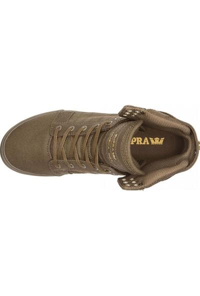 Supra Skytop Olive Ayakkabı