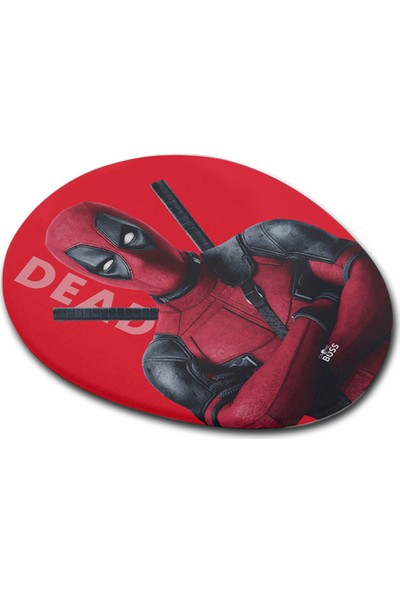 Gameboss Deadpool Bilek Destekli Mouse Pad