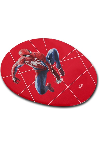 Gameboss Spider Man Bilek Destekli Mouse Pad