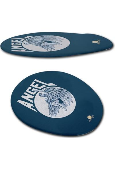 Moon Light Angel Bilek Destekli Mouse Pad