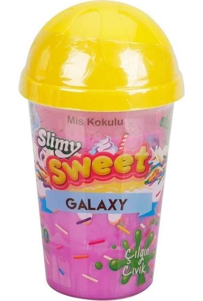 Slimy Sweet Galaxy-Flaffuccino Jöle 120 Gr.