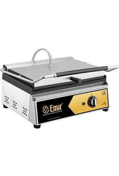 Emir Makine Büfe Tipi Elektrikli Döküm 20 Dilim Tost Makinası