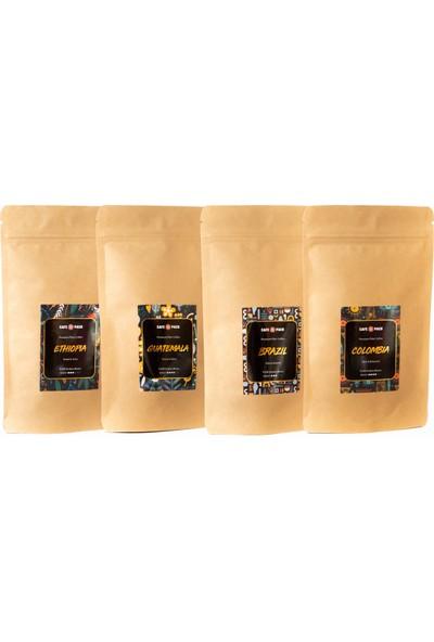 Paco Karma Set Filtre Kahve 4 x 75 gr