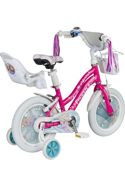 Kron Frozen Lisanslı Çocuk Bisikleti 14 Jant ( 3 - 6 Yaş )