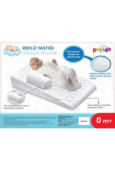 Pukido Bebek Reflü Yastığı