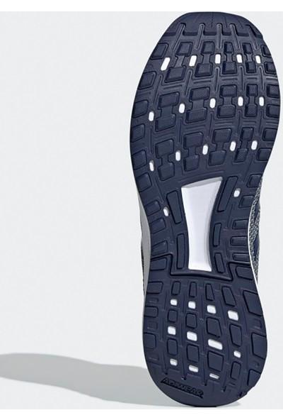 Adidas BB6917 Duramo 9 Günlük Yürüyüş Erkek Spor Ayakkabı Gri-Lacivert 42