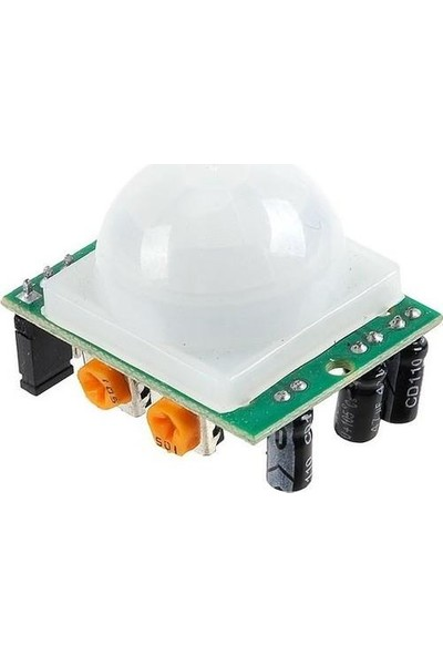 Komponentci Pır Sensör HC-SR501 Arduino