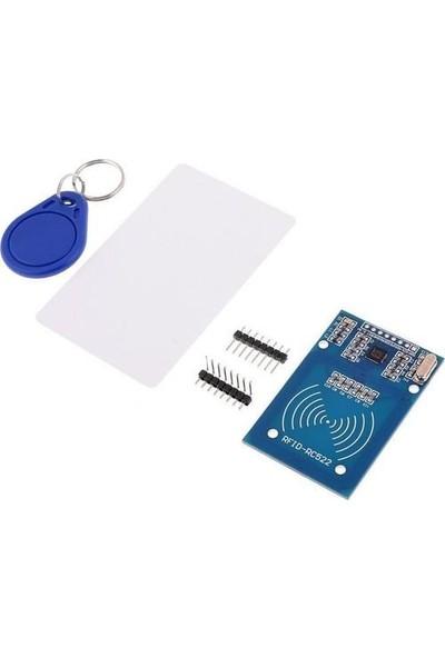 Komponentci Arduino Için Pıc Arm RC522 Rfıd Geliştirme Kiti