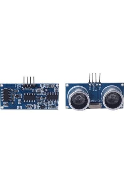 Komponentci HC-SR04 Arduino Ultrasonik Mesafe Sensörü