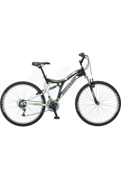 Salcano Hector 26 V 26 Jant 21 Vites Çift Amortisörlü Dağ Bisikleti