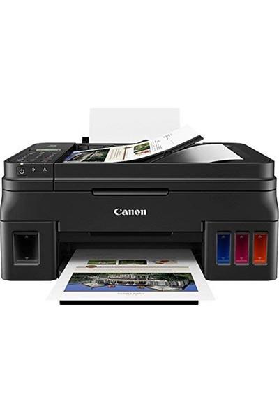Canon Pixma G4411 Fotokopi/Tarayıcı/Faks WiFi Tanklı Yazıcı