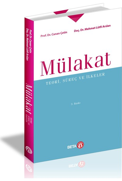 Mülakat - Doç. Dr. Mehmet Lülfi Aslan