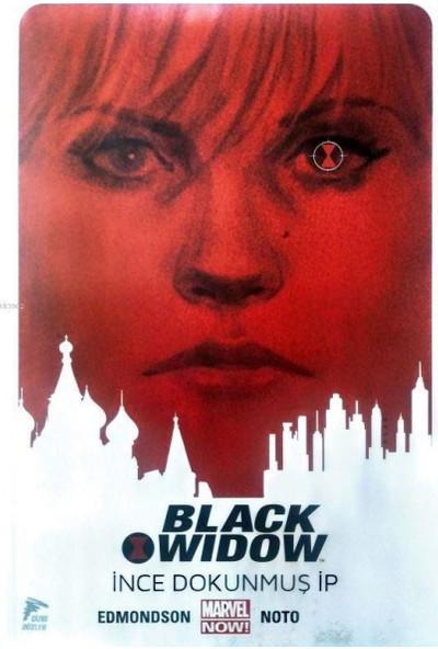 Black Widow Cilt 1 İnce Dokunmuş İp - Nathan Edmondson