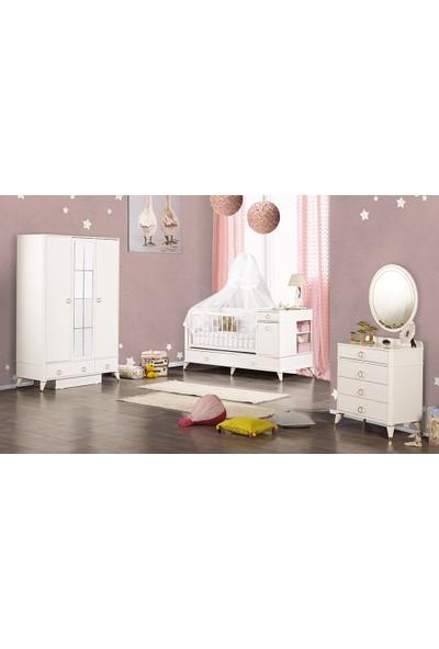 Yıldız Mobilya Houses Bebek Odası