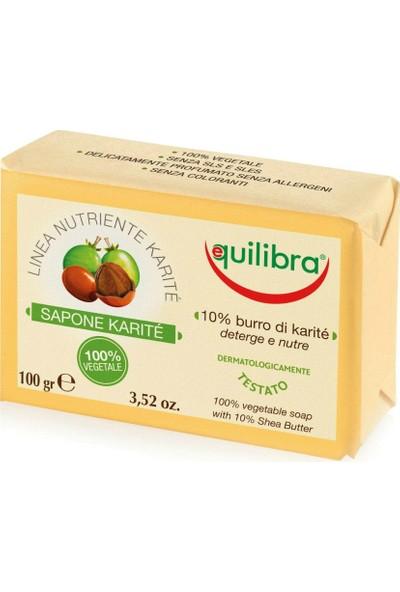 Equilibra Nemlendirici ve Temizleyici Doğal Sabun 100 gr