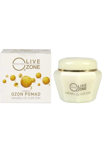 Olive Ozone Ozon Pomad Hasarlı Cilt Kremi
