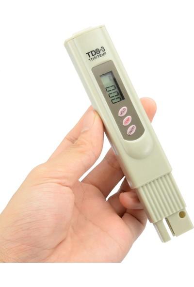 Knmaster Tds Metre Termometreli Su Kalite Ölçüm Cihazı