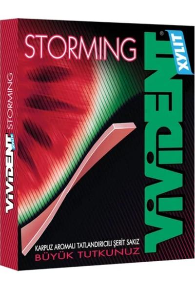 Vivident Storming Karpuz Aromalı Sakız 33 gr