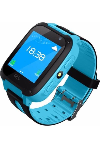 Smartbell Q529/2019 Sim Kartlı Akıllı Çocuk Saati - Mavi