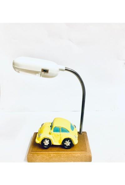 Enka Işıklı Araba Biblo