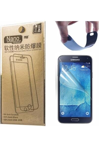 Samsung Galaxy S5 Nano Glass Full Ekran Koruyucu AL-30906