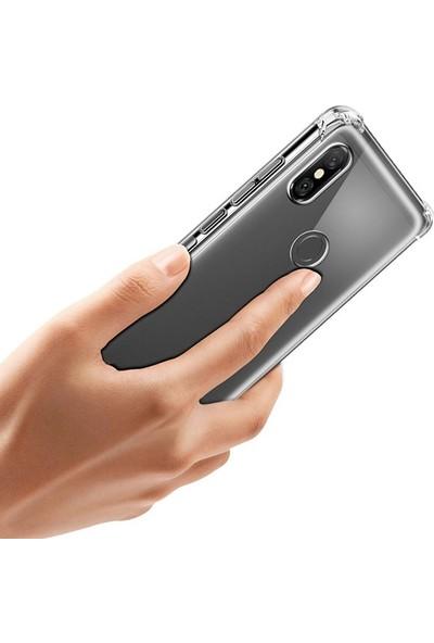 Xiaomi Redmi Note 7 Anti-Drop Darbe Emici Silikon Kılıf AL-30770