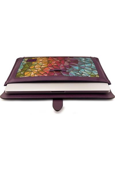 Londo Ot188 Hakiki Deri Macbook Pro Ve Air Uyumlu 13.3/13 İnç Kılıf