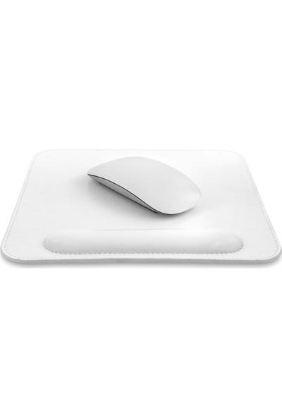 Londo Angelino Suni Deri Bilek Destekli Mousepad