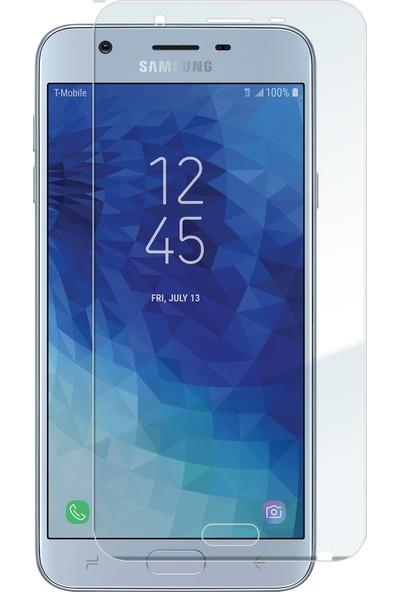 YGT Samsung Galaxy M10 3D Nano Cam Ekran Koruyucu