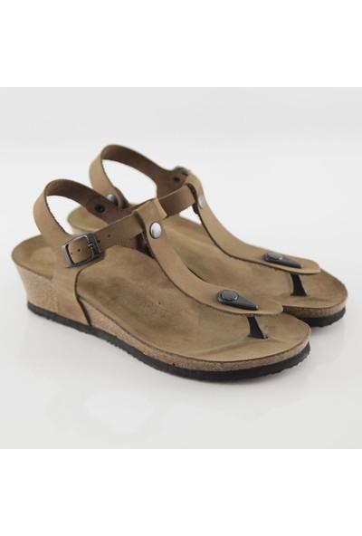 ART'iz Amorium Kum Parmak Arası Sandalet