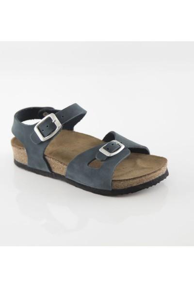 ART'iz Hopscotch Lacivert Sandalet
