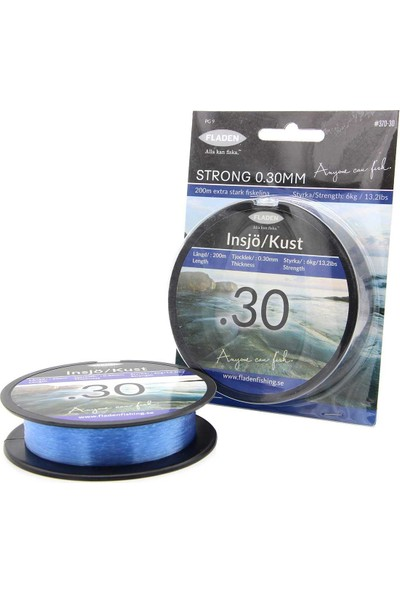 Fladen Strong Mavi Olta Misinası 200mt